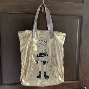 Marc by Marc Jacobs David Bowie tote